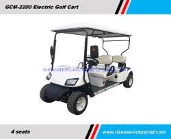 De elektrische Autoped van het Golf met Vier Hete Verkoop van de Kar van het Karretje van het Golf van Zetels Mini Elektrische aan Amerika