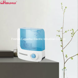 Chambre à coucher utiliser Tabletop Electric l'air humide grand humidificateur
