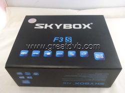 Skybox F3s3601 HD спутниковый ресивер Али поддержка внешних GPRS