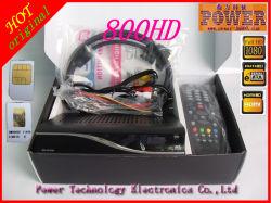 DVB-S 800c Linux-Digital-hohe Definition-Satellitenempfänger (800C)