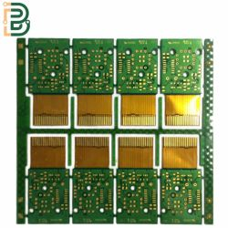 OEM Fast Prototype ダブルサイドフォールドセミベア FPC フレックス PCB PCBA 基板 PCB
