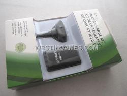 4800Мач комплект для XBox360 тонкий - черный (HXB3K079)