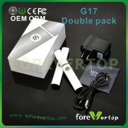 Top 3 en EE.UU., G17 de cera vaporizador vaporizador cera E-cigarrillo