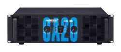 Ca20 усилитель мощности звуковой системы для использования вне помещений Профессиональная мощность усилитель звука
