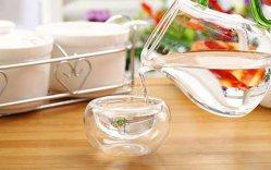Limpiar el color natural a granel fermenta un 20% de vinagre de vino blanco