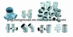 поливинилхлоридная труба фитинг с резиновым кольцом пресс-формы