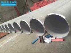 La norme ASTM A312 304 316 ss Tuyau en acier inoxydable sans soudure en métal