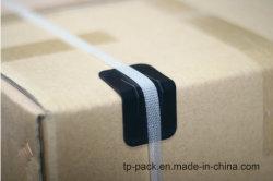 Protetor da correia de plástico protetor de borda de PP// Canto/ Protecção de papelão/ Cubo de canto nas correias de fixação