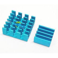 CPU del equipo de piezas de aluminio del radiador del sistema de refrigeración