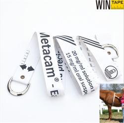 Équine de mesurer le poids de chevaux de mesure de bande