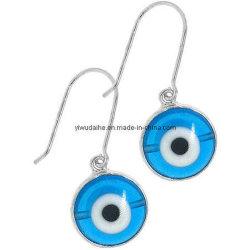 Blue olho mau ficarão penduradas brincos (131692)