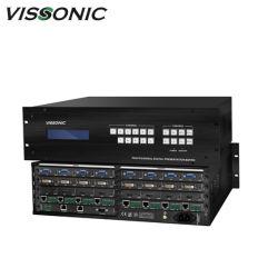 Parede de vídeo modular Modular do Processador Processador Videowall LCD/LED