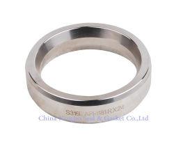 Octogonal ovalada R, Rx, de tipo anillo Bx junta de sellado de metal común