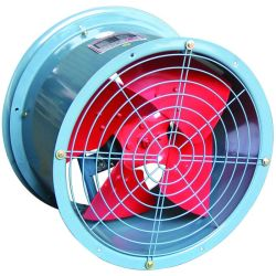 Industriële afzuigventilator/axiale ventilator/ventilator