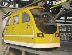 Automobile elettrica della traccia di nuovo di disegno colore di colore giallo