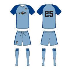 Design personalizado se sublima Soccer Jersey para equipes