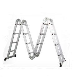 Multifunctionele Aluminium Ladder Met 12 Stappen, 3,6m
