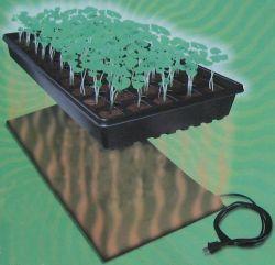 Tapete de calor de sementes para o jardim para casa