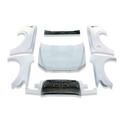 Neuer Auto-Zubehör-vorderer Anschlagpuffer-Verschönerung-Konvertierungs-Körperteil-Installationssatz für Ford F150 2015-2017