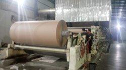 Haiyang Kraft Paper Making machine 5000mm 400t/D.