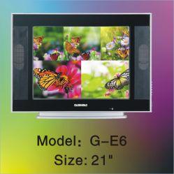 Télévision couleur CRT 21 pouces pour l'utilisation de l'hôtel