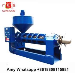 Soyabohne-Erdnuss-Sonnenblume-Spirale-Ölpresse-Maschine des Guangxin Fabrik-Zubehör-800kg/H