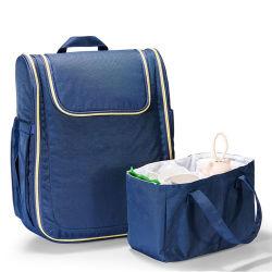 지능적인 변화 어린이 침대 여행 책가방은 기저귀 부대 다기능 Foldable 아기 침대 부대를 전송한다