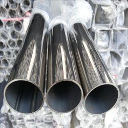 201 202 décoratifs 304L 310S 304 316 Grade de 6 pouces de tuyau en acier inoxydable poli soudés fournisseurs 309S 2205 2057Tube en acier inoxydable