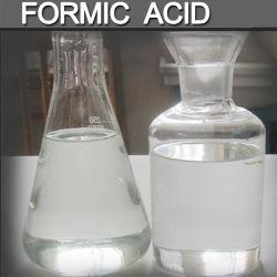 Haute qualité au meilleur prix prix bon marché d'acide formique 85% de pureté