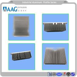 Form für Aluminiumprofil sterben und Aluminium verdrängte Profil mit Aluminiummaterial-und Aluminium-Profil für Kühler und Kühlkörper