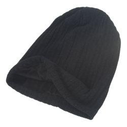 100%のアクリルの昇進のだぶだぶの編まれただらしない帽子