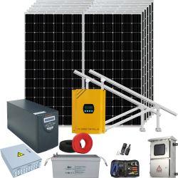 電力の発電機1kwの風の太陽ハイブリッドパワー系統