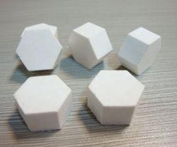 92 % 95 % de l'alumine en aluminium doublure en céramique oxyde acide de la mosaïque de tuiles&résistant aux alcalis