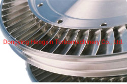 Nickel gründete Legierungs-Präzisions-Gussteil-Turbinenschaufel für Gasturbine
