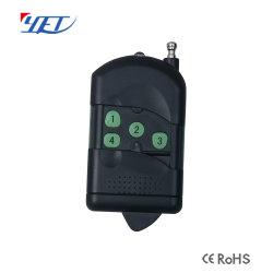 Fabricant de Shenzhen longue distance de sécurité à domicile à quatre boutons de contrôle à distance sans fil en plastique