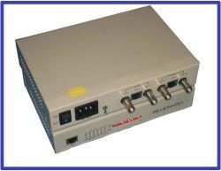 2 E1 créneau Ajouter goutte à Ethernet Converter