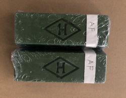Vert fixe de cire Polishingl 630g, composé de savon de polissage de pâte à polir