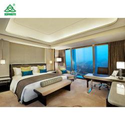 Специалистов по управлению природными древесины шпона роскошный отель мебель для спальни