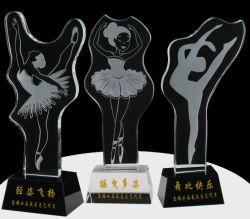 De Prijs van de Trofee van het Glas van het Kristal van de douane voor zingt de Gift van de Concurrentie van de Dans