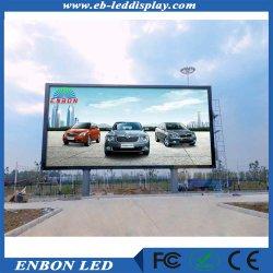 P6 Outdoor couleur pleine carte de signalisation à LED électronique HD écran vidéo numérique pour la publicité
