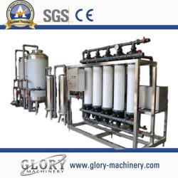 10t/H de Apparatuur van de Behandeling van het mineraalwater