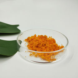 Anti-Agingのための装飾的な原料のユビキノンの補酵素Q10 Ubidecarenoneのバルク粉
