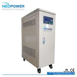 LANイーサネットのためのスマートな電圧安定装置30kVA RS485 RJ45