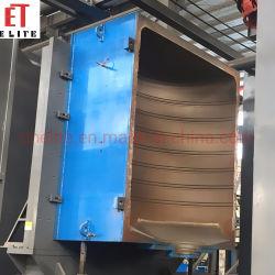 大きい容量水容器の打撃型の鋼鉄コストパフォーマンスCNC機械化の最もよい販売法