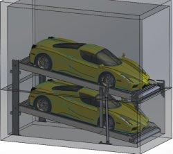 Soluzioni del sistema di parcheggio dell'automobile della fossa sotterranea con Ce