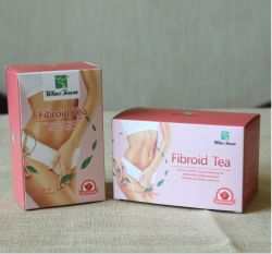 繊維性の女性のための茶によって混ぜられる健康のハーブティー