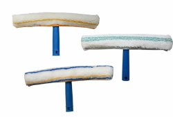 En microfibre raclette de vitre de la rondelle (YYWS-007)