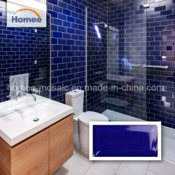 Salle de bain en céramique Crystal conique restaurant Mosaïque Mosaïque violette