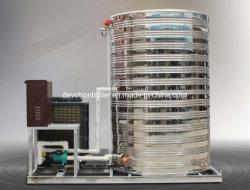 Интегрировать тепловой насос горячей воды набор свечей предпускового подогрева