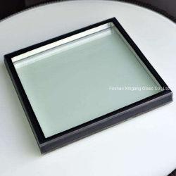 Igu 6A, 9A, 12A Geïsoleerda Glas met Gehard glas/Glas laag-E/het Glas van de Vlotter